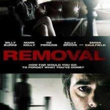Removal: la locandina del film