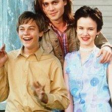 Buon compleanno, Mr. Grape - Johnny Depp tra Leonardo DiCaprio e Juliette Lewis