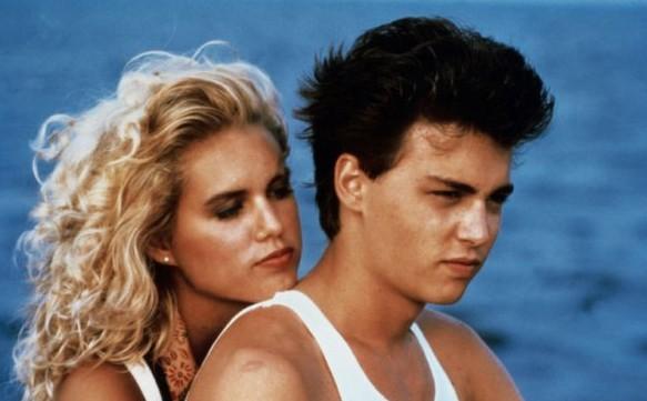 Johnny Depp Con Karyn O Bryan In Una Scena Del Film Posizioni Promettenti 279786