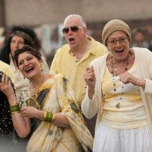 Song for Marion: Vanessa Redgrave e Taru Devani in una scena del film