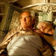 Song for Marion: Vanessa Redgrave e Terence Stamp in una tenera scena del film