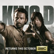 The Walking Dead: il nuovo poster per il Comic-Con 2013