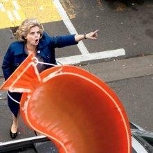 Isabelle Nanty nella commedia Les reines du ring