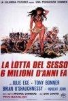 La lotta del sesso sei milioni di anni fa: la locandina del film