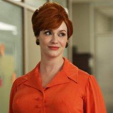 Mad Men: Christina Hendricks nell'episodio In Care Of