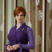 Mad Men: Christina Hendricks nell'episodio The Doorway: part 1