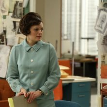 Mad Men: Elisabeth Moss nell'episodio Man With a Plan
