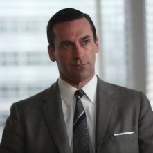 Mad Men: Jon Hamm nell'episodio A Tale of Two Cities