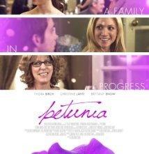 Petunia: la locandina del film