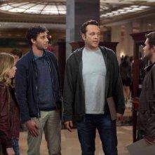 Delivery Man: Vince Vaughn e Chris Pratt insieme ai loro amici