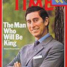 Il principe Carlo sul magazine TIME
