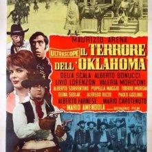Il terrore dell'Oklahoma: la locandina del film