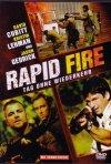 Rapid Fire - Fuoco incrociato: la locandina del film