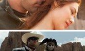 The Lone Ranger, To the Wonder, Questi sono i 40 e altri film in sala