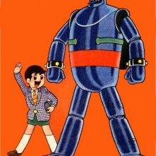 La locandina di Super Robot 28