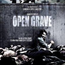 Open Grave, locandina italiana in esclusiva