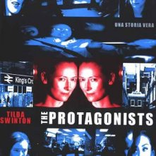 The Protagonists: la locandina del film