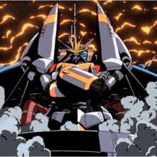 Punta al Top! GunBuster: un'immagine tratta dall'anime