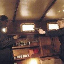Red Widow: Radha Mitchell e Edi Gathegi nel pilot della serie