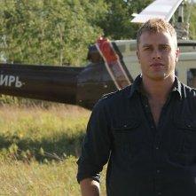 Siberia: Jonathan Buckley in una scena del pilot della serie
