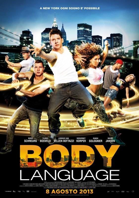 Body Language La Locandina Italiana Del Film 280127