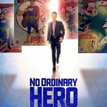 No Ordinary Hero: The SuperDeafy Movie: la locandina del film