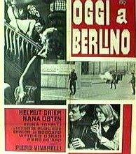 Oggi a Berlino: la locandina del film