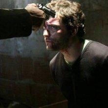 Rabbia in pugno: Cristiano Morroni in una scena del film