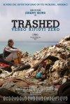 Trashed: la locandina italiana del film