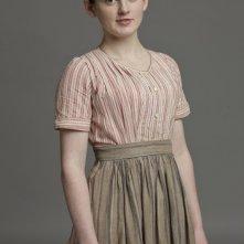 Downton Abbey: Sophie McShera in una foto promozionale della serie