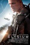 Elysium: la locandina italiana del film