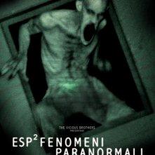 ESP 2 - Fenomeni paranormali: la locandina italiana del film