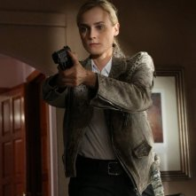 The Bridge: Diane Kruger in una scena dell'episodio The Beast