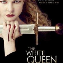 The White Queen: un poster della serie