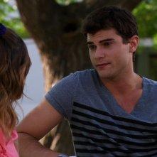 Violetta: Martina Stoessel e  Diego Dominguez in una scena dell'episodio 8 della stagione 2