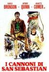 I cannoni di San Sebastian: la locandina del film