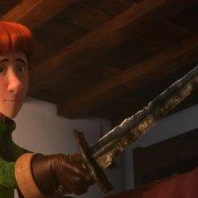 Justin e i cavalieri valorosi: la prima immagine del film
