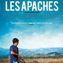 Les Apaches: la locandina francese