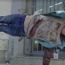 Body Language: Boris Schreurs in una posa plastica tratta dal dance movie