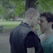 Body Language: Floris Bosveld e Lorenzo van Velzen Bottazzi in una scena del film