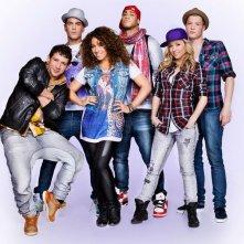 Body Language: il cast del dance movie in una foto promozionale