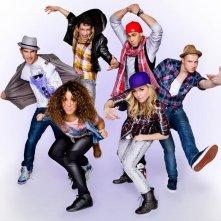 Body Language: il cast in una foto promozionale