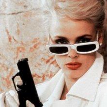 Brigitte Nielsen in Beverly Hills Cop II