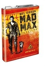 La copertina di Mad Max Collection (blu-ray)