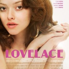 Lovelace: nuovo poster USA
