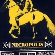 Necropolis: la locandina del film