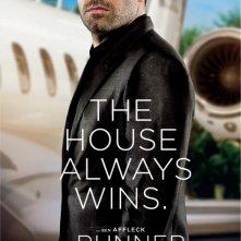 Runner, Runner: character poster con Ben Affleck