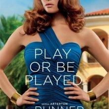 Runner, Runner: character poster con Gemma Arterton