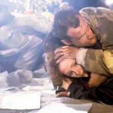 Trappola di cristallo: Bruce Willis e Bonnie Bedelia in una scena
