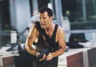 Trappola di cristallo: Bruce Willis è John McClane
